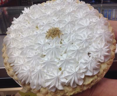 Banana Whipped Cream Pie